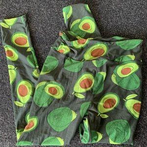 Unicorn!! 🦄 LULAROE leggings! Avocado 🥑